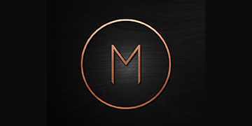 M Restaurants logo