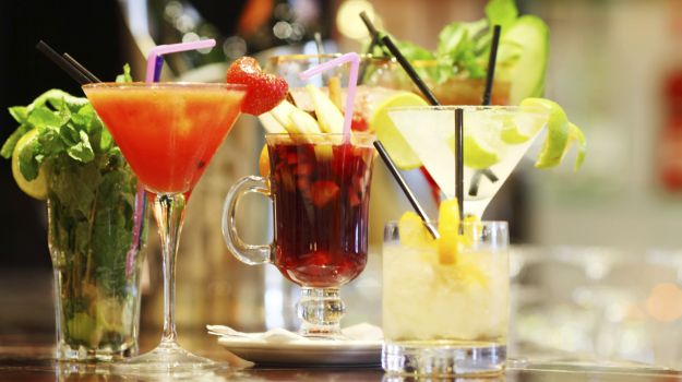 Designated Driver? Non-alcoholic Cocktails You'll Love