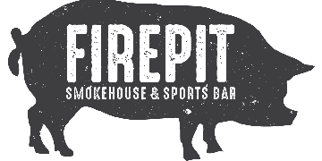 Firepit Smokehouse and Sports Bar logo