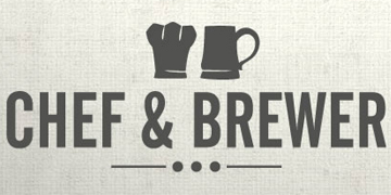 Chef & Brewer logo