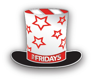 TGI Friday's personality