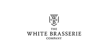 The White Brasserie logo