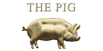 Lime Wood & The Pig logo